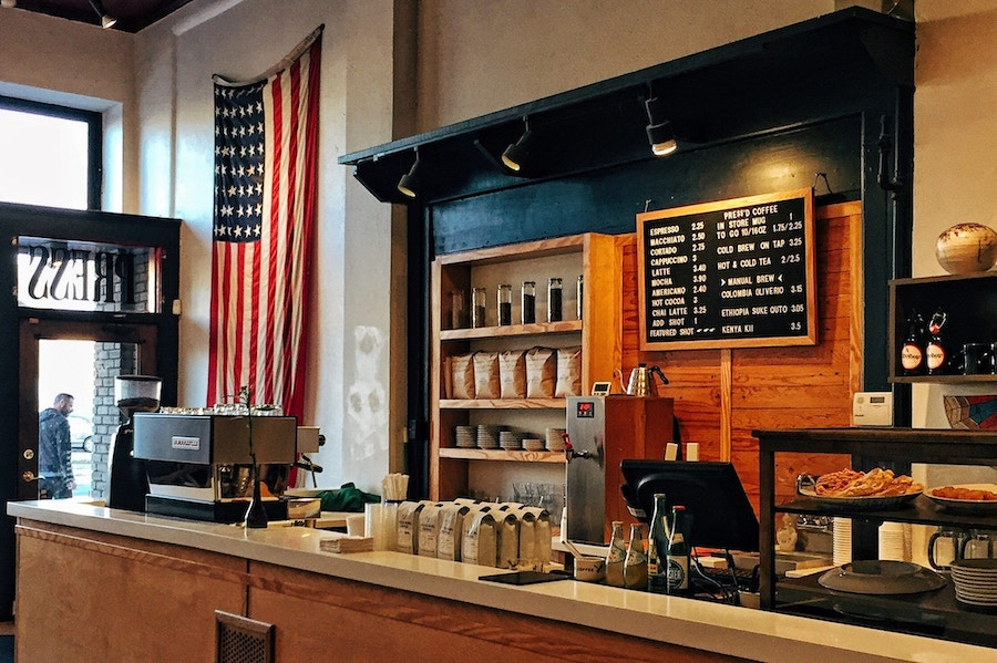 Coffee bar, and other coffee shops in Northeastern Mississippi
